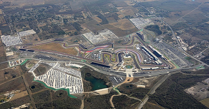 Circuit of the Americas - Austin, TX
